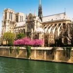 Paris är den mest romantiska staden