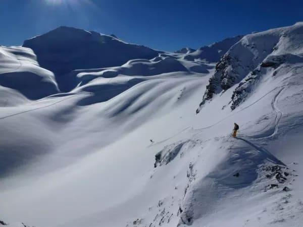 Frankrikes Fem Basta Offpistomraden I Alperna Och Pyreneerna Om Frankrike