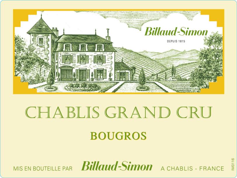 Nu är det återigen dags för lansering av två toppviner från Billaud-Simon
