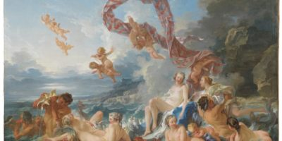 François Boucher, Venus triumf