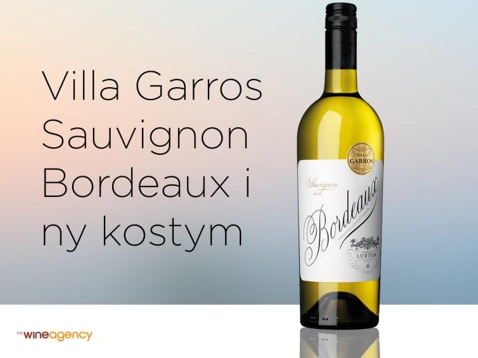 Villa Garros Sauvignon Bordeaux