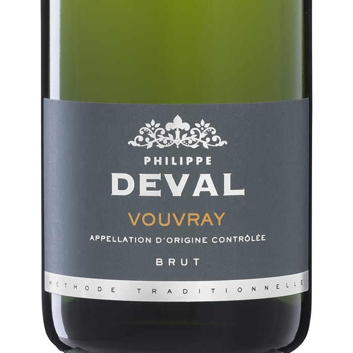 Philippe Deval Vouvray Brut